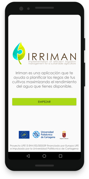Irriman App Android